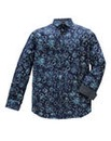 Mish Mash Vagabond Printed Shirt Long