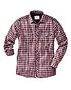 Joe Browns Grunge Check Shirt Long