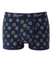 Penguin Pack 2 All Over Print Trunks