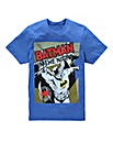 Batman In The Night Royal T-Shirt Long