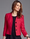 Nightingales Textured Jacket