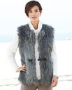 Nightingales Fur Gilet