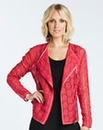 Nightingales Lace Biker Jacket