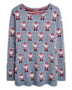 Christmas Santa Jumper