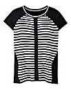 Stripe Boxy Jumper