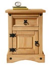 Monterrey 1-Drawer Narrow Bedside Table