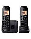 Panasonic Twin Phone with Call Blocking