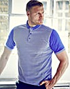 Flintoff by Jacamo Colour Block Polo R