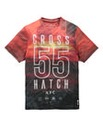 Crosshatch NYC Sunset Multi T-Shirt