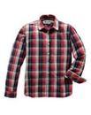 Jacamo Colton L/S Check Shirt Long