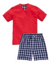 Southbay S/S Pyjama Shorts Set