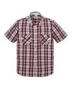 Fenchurch Dork Check Shirt Long
