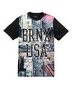 Label J Bronx USA T-Shirt Long