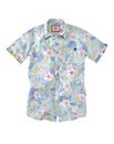 Joe Browns Aqua Floral Shirt Long