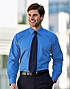 Premier Man Long Sleeve Shirt & Tie