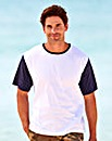 Southbay Pack of 2 Colour Block T-Shirts