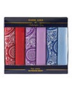 Southbay Pack of 6 Handkerchiefs