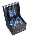 Southbay Tie Cufflink and Hankie Set