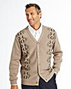 Premier Man Button Cardigan