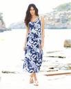 Print Jersey Dress 50in