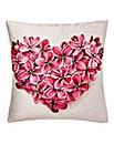 Pink Botanical Cushion