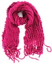 Crinkled Stretch Scarf