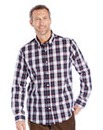 Premier Man Long Sleeve Check Shirt