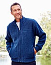 Premier Man Fleece Lined Zipper Cardigan