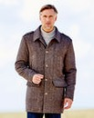 Williams & Brown Wool Mix Overcoat