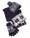 Hat Scarf and Glove Set