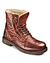 Joe Browns Warm Lined Lace Up Boots