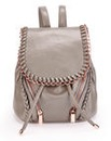 Mini Grey Backpack