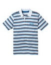 Mitre Stripe Polo Shirt Regular