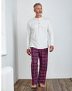 Southbay Grandad Top Pyjama Set