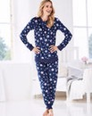 Pretty Secrets Minkfleece Twosie Pyjamas