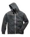 Jacamo Bailey Full Zip Hoodie Long