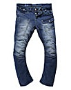 Crosshatch Falcoz Jean 31in Leg
