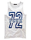 French Connection 72 Logo Vest