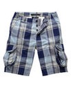 French Connection Check Cargo Short