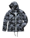 Label J Camo Lightweight Jacket Regular