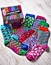 Ladies Glamazon Odd Socks
