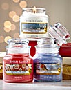 Yankee Candle Fresh for Christmas Set