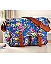 Madison Floral Satchel