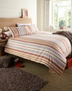 Cottage Stripe Duvet Cover Set King