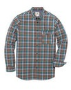 Kayak Tall Square Check Shirt