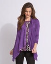 Top to Toe Jersey Cardigan
