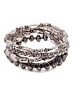 Top To Toe Silver Bracelet Set