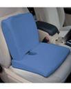 Memory Foam Travel Seat Pad Blue
