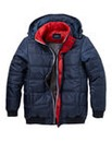 Southbay Unisex Navy Padded Jacket