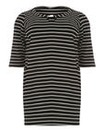 Koko Stripe Two Pocket Tunic
